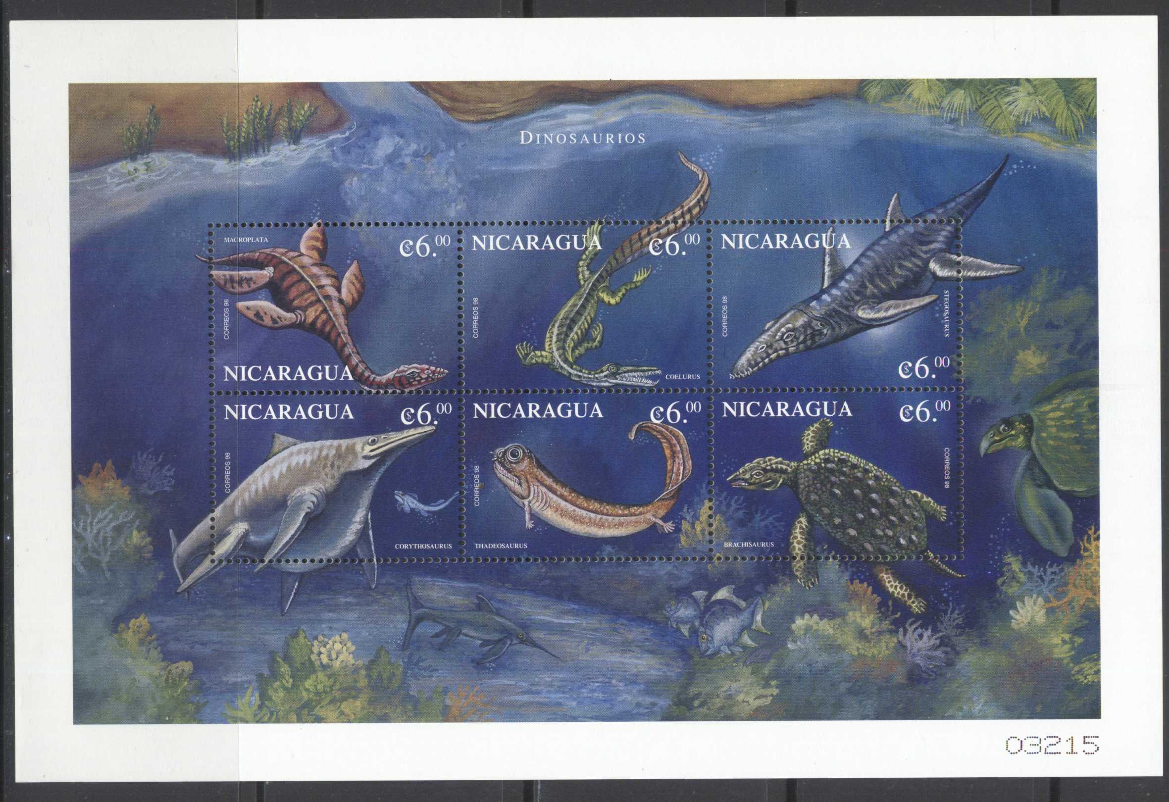 всех динозавров с названиями